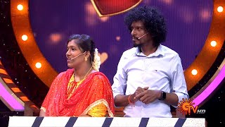 Rowdy Baby - Promo | Ep 4 | New Celebrity Game Show | Sun TV
