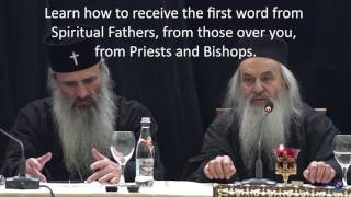 Why are there no longer Spiritual Fathers. Fr. Raphael (Noika)