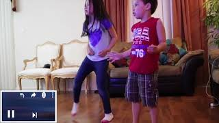 Hilarious Fil-Am Kids on Fortnite Dances Challenge (In Real Life)