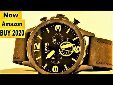 Top 8 Best New FOSSIL Watches Buy 2020