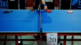 """""""Table Tennis People Are Awesome"""""""