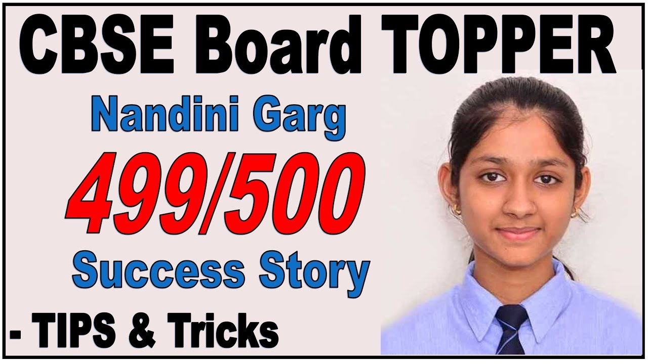 Download Topper Interview   Toppers' Tips & Tricks   Nandini Garg   How to become Topper ?