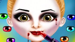 Sweet Baby Girl Fun Makeover Halloween, Play Spooky Outfits Makeup Halloween Kids Games