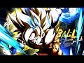 MAMA SAID KNOCK YOU OUT! DB Legends SPARKING Blue Goku PvP GAMEPLAY