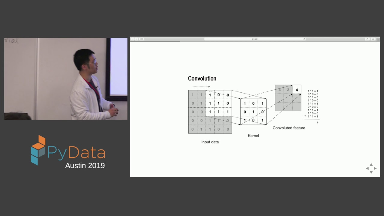 Image from Hao Jin: Accelerate large-scale machine learning with NP on MXNet | PyData Austin 2019