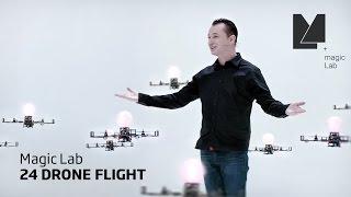 MagicLab - 24 Drone Flight