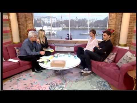 Joseph Millson interview This Morning