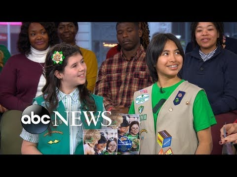 Maurice DeVoe - Girl Scout Cookies are back with something new!