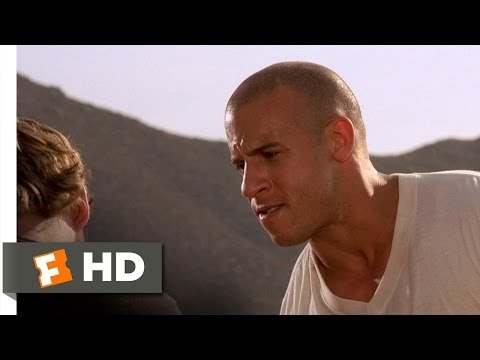 The Fast and the Furious 710 Movie   Brian Blows His Cover 2001 HD