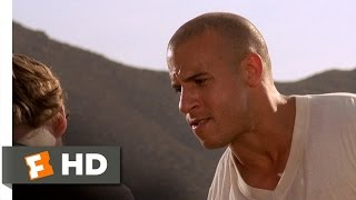 The Fast and the Furious (2001) - Brian Blows His Cover Scene (7/10) | Movieclips