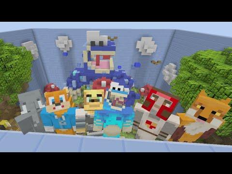 Minecraft Xbox - Hide & Seek: Globoxville