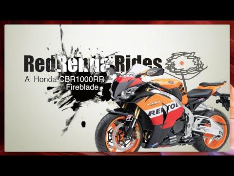 RedRennaRides a Honda Fireblade CBR1000rr (2010 model) Ft. WeeemRCB