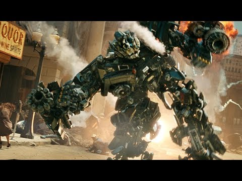 Transformers Saga all Ironhide scenes