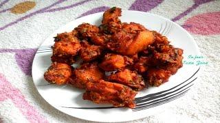 Fried Chicken Kabab  Ramadan Recipe  Iftar Recipe