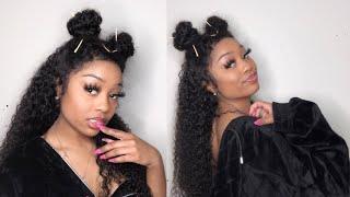 This wig was $140!!!! | CHUN-LI NICKI MINAJ INSPIRED | Modern Show Hair Company
