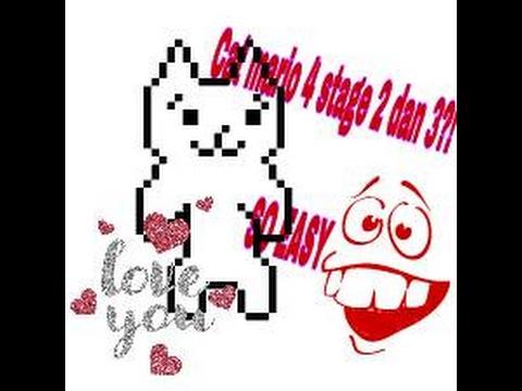 CAT MARIO 4 #MOHON BERSABAR INI UJIAN