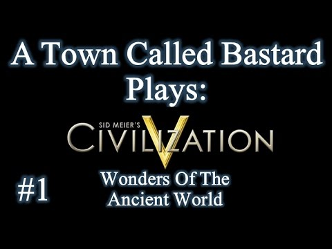 "Civ V - Wonders Of The Ancient World - Episode 1 ""Oracleing"""