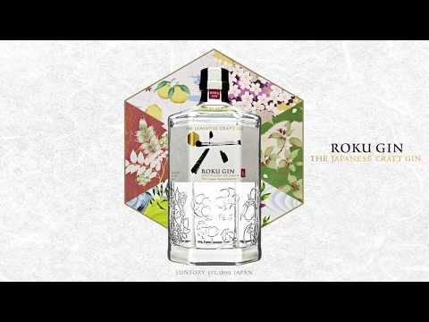 Roku Gin - The First Premium Japanese Craft Gin