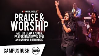 IV GOD SO LOVED US // PRAISE AND WORSHIP X CRM // CAMPUS RUSH