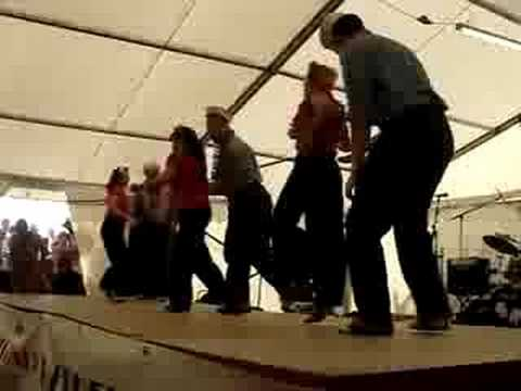 Lindy Hop Hastings - with sound!