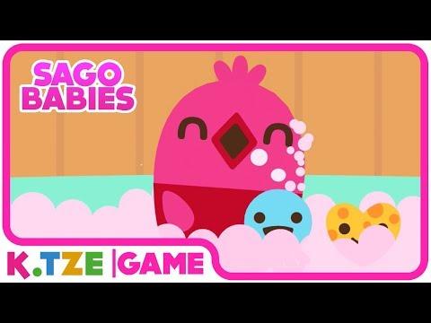 Sago Mini Babies 🐦 Apps für Kleinkinder | Vogel Robin
