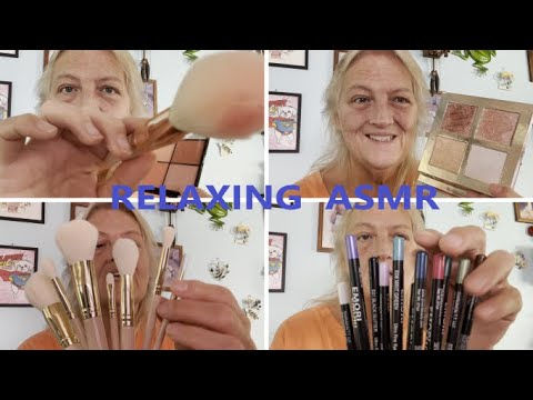 Download ASMR **Doing YOUR Makeup💋💄 Very RELAXING & GENTLY ! So TINGLY !