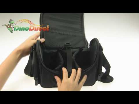 DLSR Photography Camcorder Carry Bag for PENTAX  from Dinodirect.com