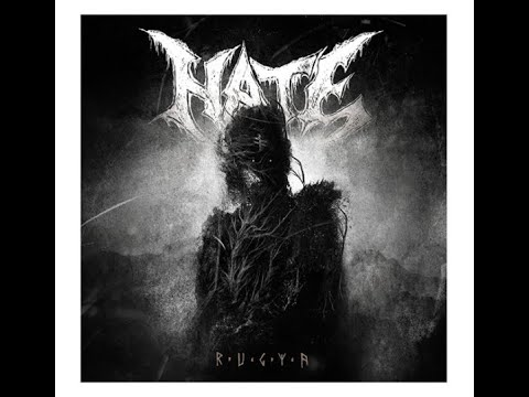 """Hate release new song """"Rugia"""" off new album """"Rugia"""" + track list/art"""