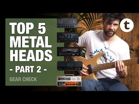 Top 5 Metal Heads | Part 2 | Thomann