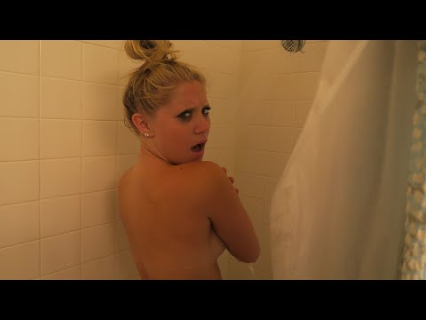 I CAUGHT HER WHILE NAKED IN THE SHOWER!!!
