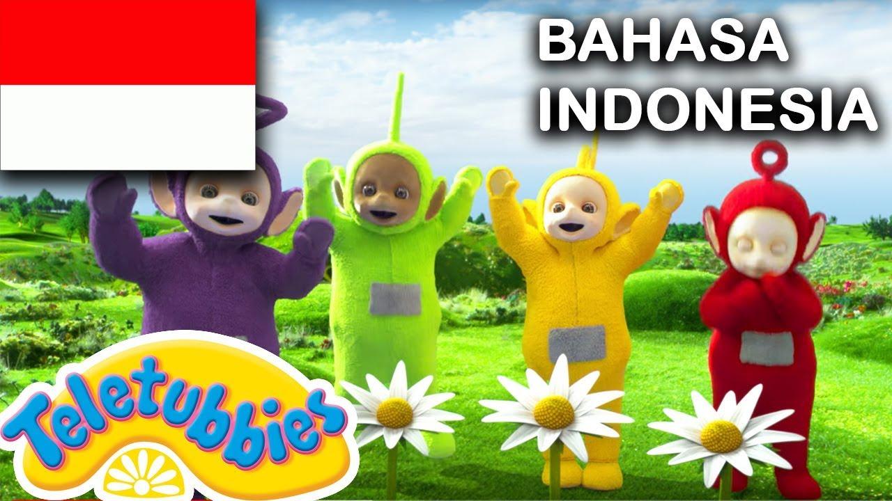 ★Teletubbies Bahasa Indonesia★ Nomor Empat ★ Full Episode HD