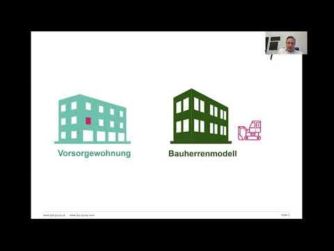 Bauherrenmodell vs. Vorsorgewohnung