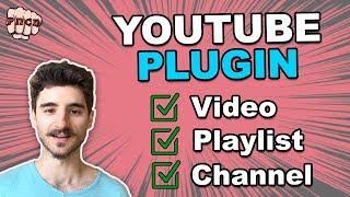 Useful Wordpress YouTube Plugin