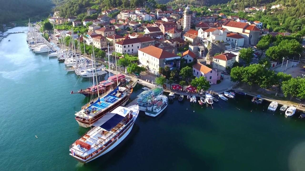 Bill Gates Holidays In Croatia Skradin