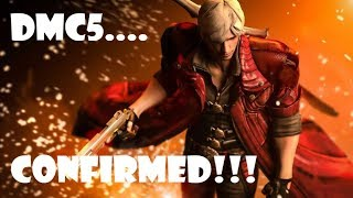 BREAKING NEWS: INCREDIBLE Devil May Cry 5 Info!! E3 Reveal??