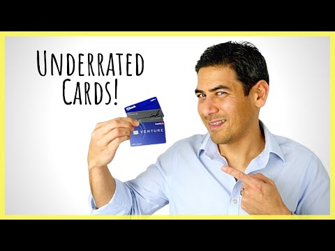Most Underrated Credit Cards In 2020 | Not Everyone Needs A Chase Or Amex Trifecta!