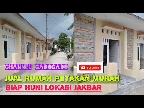 JUAL RUMAH MURAH di Jakarta barat siap huni (MINIMALIS ...