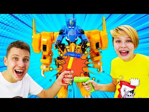 Игры гонки для мальчиков - Прокачиваем Монкарт Лео! – Новые видео с машинками.