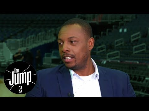 Paul Pierce: LeBron James is best fit to play on the Wizards   The Jump   ESPN