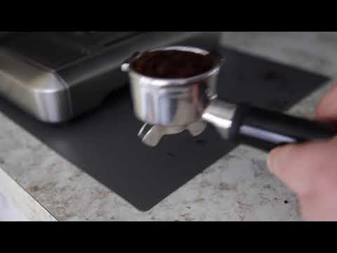Breville Duo Temp getting the perfect shot