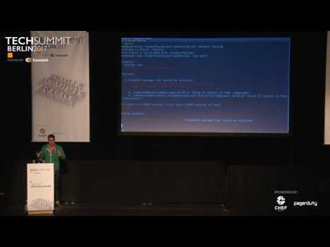 Playing Port Authority - TDD for containers, M. Heiber, Thoughtworks, TechSummit