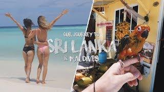 SRI LANKA & MALDIVES | TRAVEL VIDEO (GO PRO - 4K)