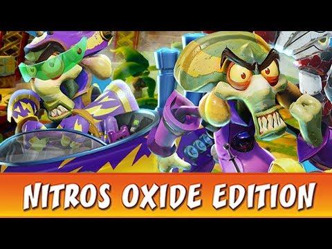 Unlock NITROS OXIDE EDITION Content In Crash Team Racing Nitro Fueled