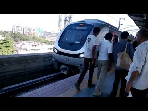 Metro train up comming Hyderabad