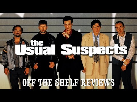 The Usual Suspects Review - Off The Shelf Reviews