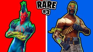 More Fortnite Skins That Are Now Rare! (Ranking All Fortnite Skins) #3