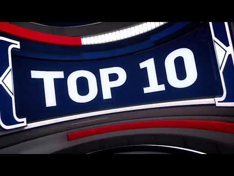 NBA Top 10 Plays Of The Night   February 28, 2020
