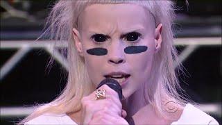 Die Antwoord - I Fink U Freeky (Live on Letterman)