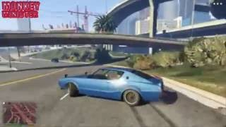 GTA V - Police Chase with the best drifting skills!!