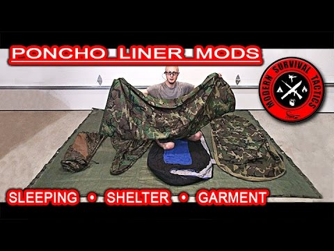 USMC Poncho Liner/Woobie (sold out as of 20170319)